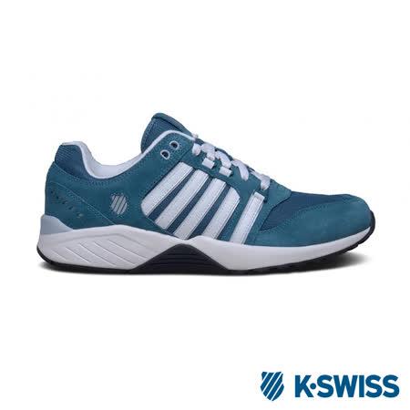 K-Swiss Si-18 Trainer III Sde休閒運動鞋-男-綠