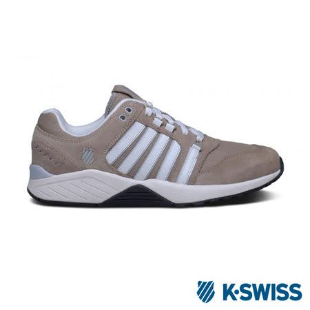K-Swiss Si-18 Trainer III Sde休閒運動鞋-男-卡其