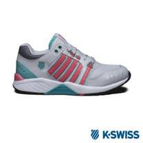 K-Swiss Si-18 Trainer III運動休閒鞋-女-灰/紅/綠