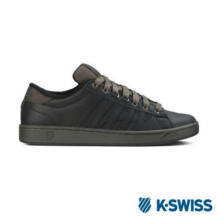 K-Swiss Hoke P CMF美式休閒鞋-男-黑/炭灰