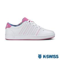 K-Swiss Court Pro II SP CMF休閒運動鞋-女-白/粉紅