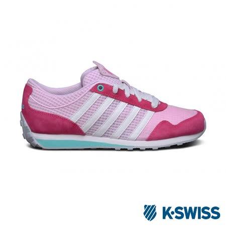 K-Swiss Gorzell III TA CMF休閒運動鞋-女-紫/粉紅