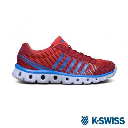 K-Swiss X Lite Athletic CMF全方位運動鞋-男-紅/藍