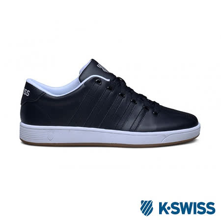K-Swiss Court Pro II CMF休閒運動鞋-男-黑