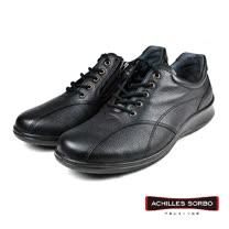 【Achilles SORBO】輕量繫帶休閒鞋 黑色(SRL3120-BL)