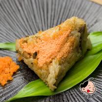 【大嬸婆】飛魚卵肉粽(10入)