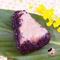 【大嬸婆】紫米甜心香芋粽(60入)