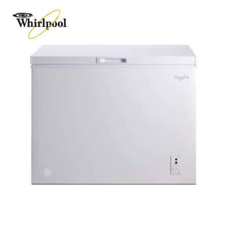 促銷★Whirlpool 惠而浦  255公升  臥式冷凍櫃  (WCF255W1 ) 含基本安裝