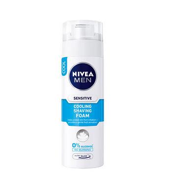 妮維雅極淨酷涼刮鬍泡200ml