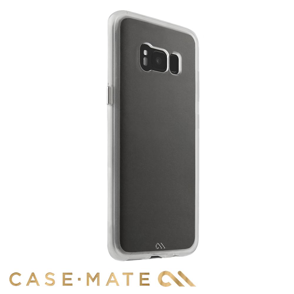 美國 Case-Mate Samsung Galaxy S8 系列 Naked Tough 雙層防摔手機保護殼 - 透明色