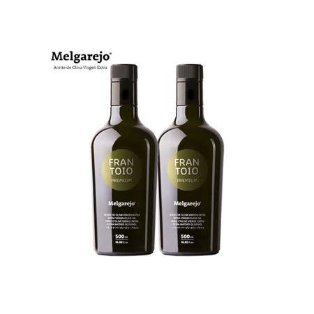【梅爾雷赫】Frantoio法蘭朵(Premoum優質系列)頂級初榨橄欖油500ml-2入組