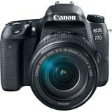 Canon EOS 77D 18-135mm F3.5-5.6 IS USM(公司貨).-64G記憶卡+大清潔組+拭鏡筆+保護貼+讀卡機+UV保護鏡67mm+防潮箱