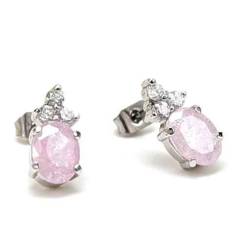 表參の丘【晶鑽寶石】耳環