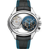 Hamilton Jazzmaster 爵士 Face 2 Face 限量機械腕錶 H32856705