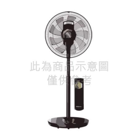 │Panasonic│國際牌 16 吋DC馬達nanoe X 電風扇 F-H16EXD-K