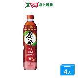 原萃錫蘭無糖紅茶580ml*4