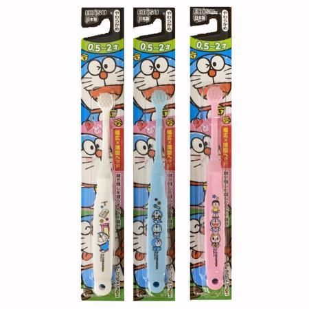 Doraemon 哆啦A夢幼兒牙刷(0.5~3Y)單支
