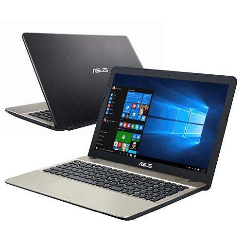 ASUS華碩 X541NA-0021AN4200 15.6吋/N4200/4G/500G 大螢幕超值文書筆電