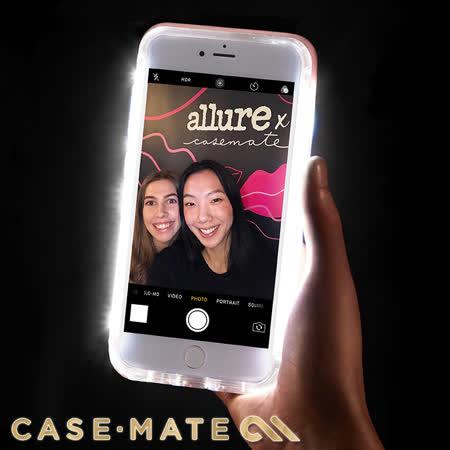 美國 Case-Mate iPhone 7 系列 Allure 時尚自拍防摔手機保護殼 - 玫瑰金