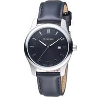 瑞士WENGER City 城市系列 經典簡約時尚腕錶 01.1421.103