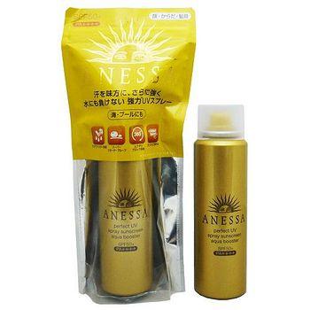 SHISEIDO 資生堂 安耐曬 金鑽高效防曬噴霧 SPF50+/PA++++ 60g
