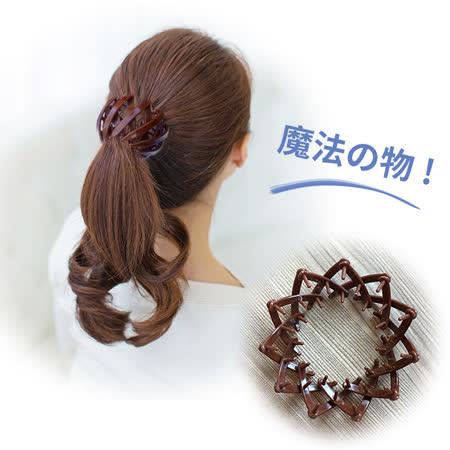 金德恩台灣製魔術髮圈一組三入裝