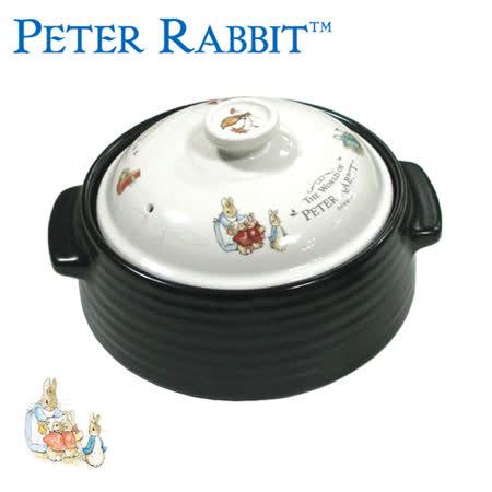 【クロワッサン科羅沙】Peter Rabbit~ 經典比得兔 陶瓷耐熱鍋(L)19.5cm