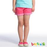 bossini女童-輕便短褲05嫩粉(品特)