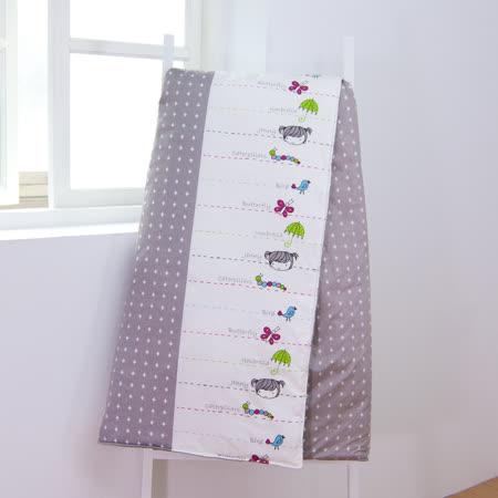 鴻宇HongYew《淘氣女孩》300織美國棉 防蹣抗菌 涼被(150*195cm)台灣製