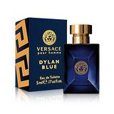 Versace 凡賽斯 狄倫‧正藍男性淡香水小香(5ml)