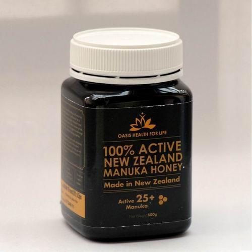 OASIS 100%麥蘆卡蜂蜜  Manuka Honey ~~紐西蘭國寶蜂蜜 500g