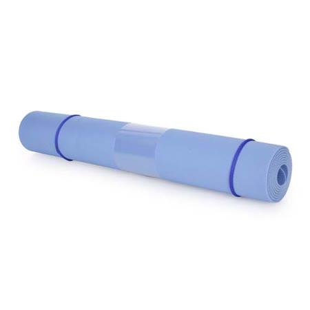 NIKE 瑜珈墊-地墊 3MM 有氧 瑜珈 附收納袋 淺紫 F