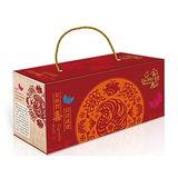 【美德生訊】2盒_金絲富貴_經典長壽禮盒(每組內含:金絲麵8包+手感麵線1包)(免運)