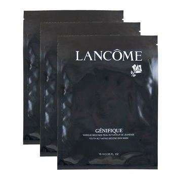 Lancome 肌因賦活生物纖維面膜16mlX3 單片