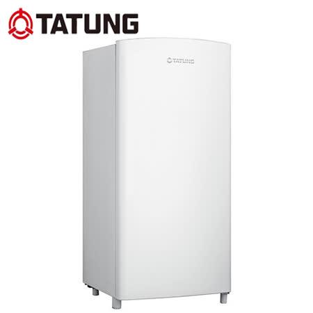 【TATUNG大同】150公升省電單門冰箱 TR-150HT-W 送安裝
