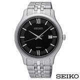 SEIKO精工 NEO CLASSIC雅痞紳士石英男士手錶 SUR221