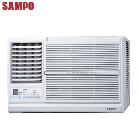 ★贈好禮★  SAMPO    聲寶 4-6坪 定頻窗型 空調 AW-PC28R / AW-PC28L