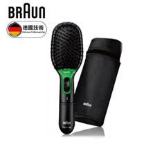 德國 BRAUN 百靈 離子髮梳 BR730 撫順毛燥頭髮