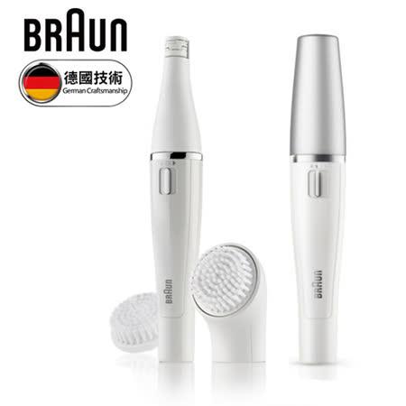 德國 BRAUN 百靈 雙效淨膚儀 SE820