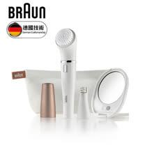 德國 BRAUN 百靈 雙效淨膚儀 SE831 玫瑰金限量組