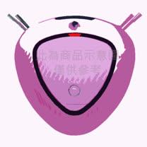 ★贈好禮★│Panasonic│國際牌 0.1L智慧型掃地機器人吸塵器 粉色 MC-RS1T-P