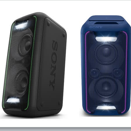 SONY GTK-XB5 派對聲光重低音藍牙喇叭/NFC/可串連