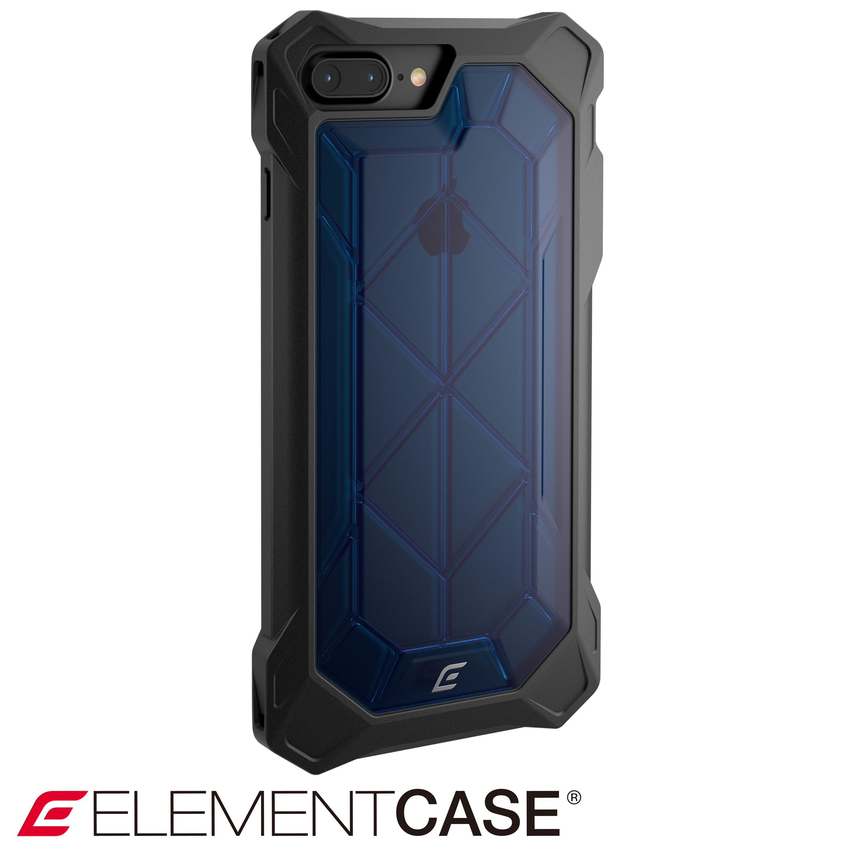 美國 Element Case iPhone 7 系列 REV 超強化防摔手機保護殼 - 藍