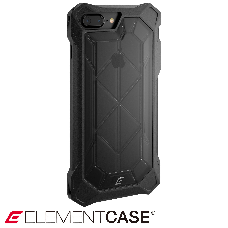美國 Element Case iPhone 7 系列 REV 超強化防摔手機保護殼 - 黑