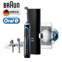 德國 百靈 Oral-B 歐樂B Genius9000 3D智慧追蹤電動牙刷-極致黑