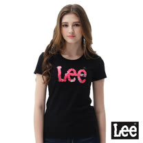 Lee 花色LOGO短袖圓領 Regular fit