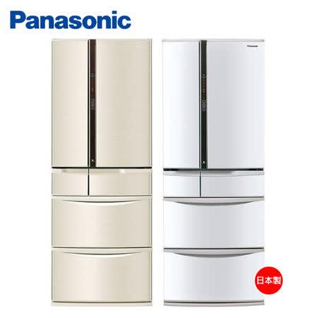 Panasonic日製411公升節能五門冰箱