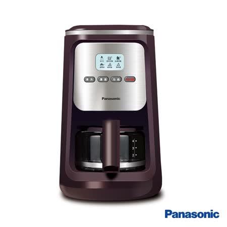 │Panasonic│國際牌 4人份研磨咖啡機 NC-R600