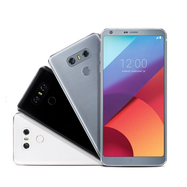 LG G6 5.7吋四核心(4/64G)智慧型手機 4G LTE ◆4/30前預購送預購禮+加贈LG VR+國際牌NA45吹風機