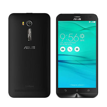 ASUS ZENFONE GO智慧手機ZB552KL - 黑